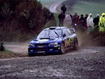 subaru in action